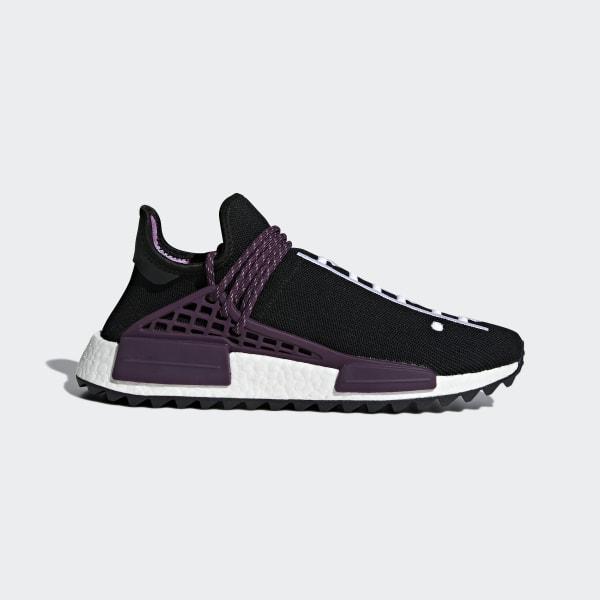 adidas Pharrell Williams Hu Holi NMD MC Shoes Black | adidas Australia
