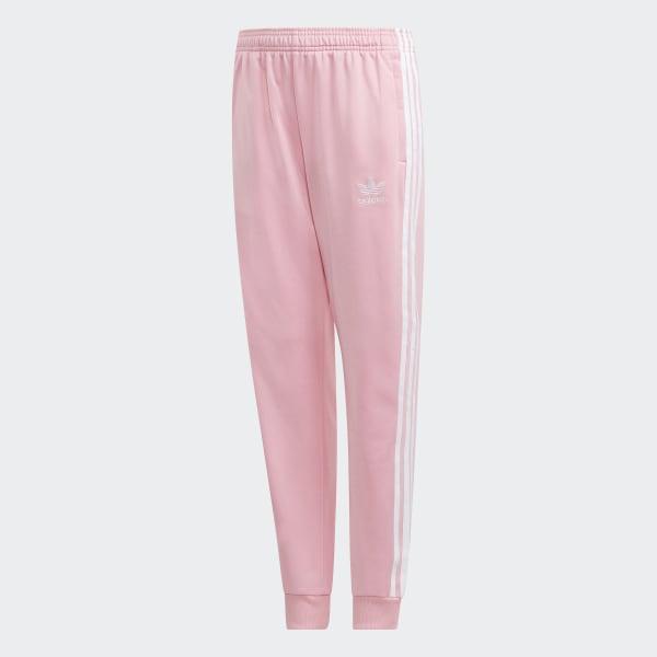 adidas SST Track Pants Pink | adidas US