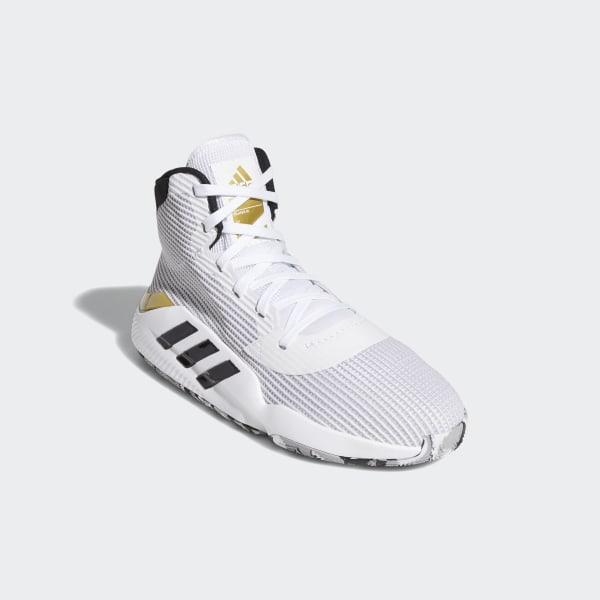 adidas Pro Bounce 2019 Schoenen Wit   adidas Officiële Shop