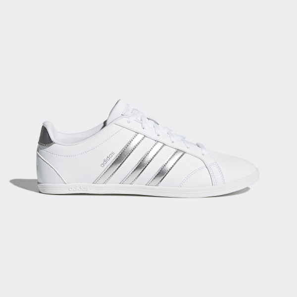 adidas VS CONEO QT Shoes - White | adidas UK