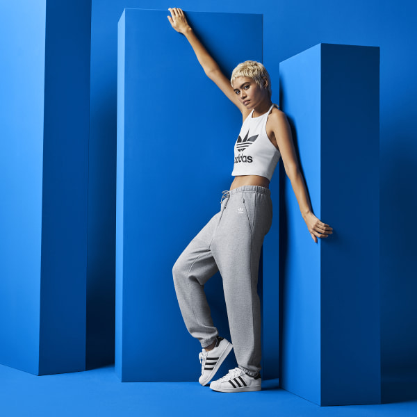 adidas Styling Complements High Rise Hose Grau | adidas Deutschland
