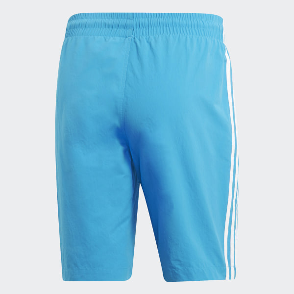adidas Kinder Badehose fitness 3 stripes swim boxer boys