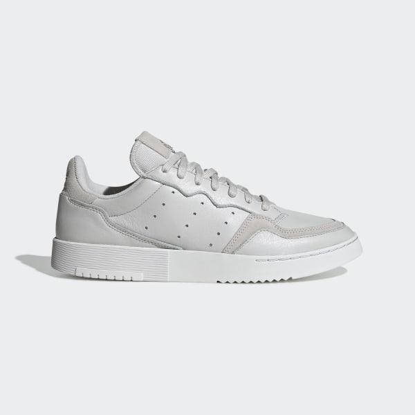 separation shoes 83c92 70f1e adidas Supercourt Schuh - Grau | adidas Deutschland