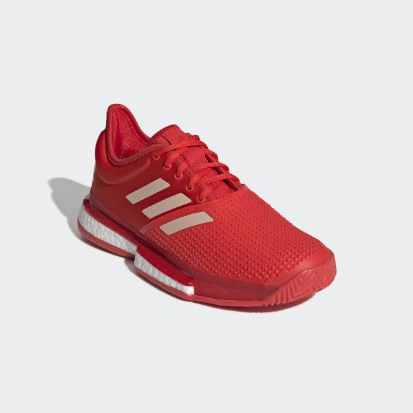 adidas boost rojas