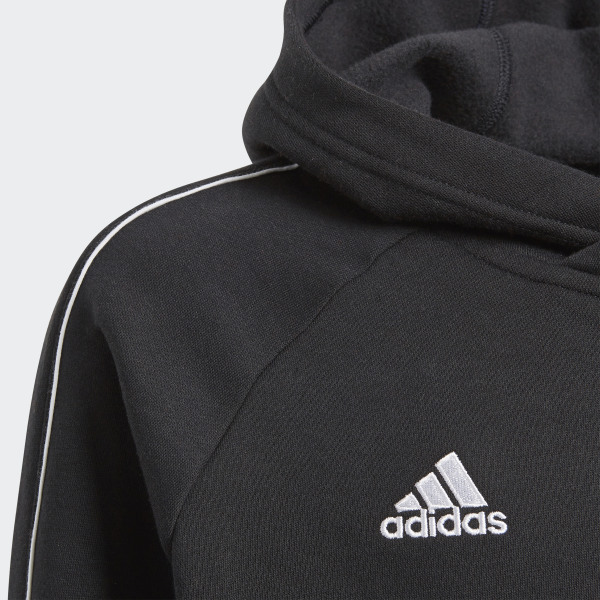 adidas Core 18 Hoodie Black | adidas US