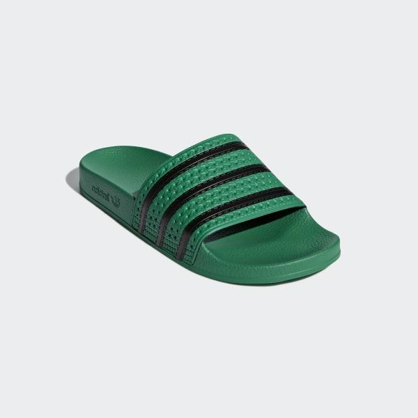 adidas adilette verdi