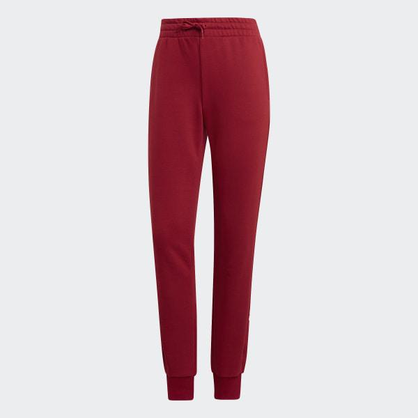 moda firmata miglior grossista cerca il meglio adidas Essentials Linear Pants - Burgundy | adidas Thailand