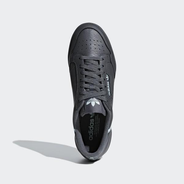 ADIDAS ORIGINALS Schuhe Continental 80 grau mint schwarz