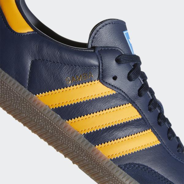Adidas Samba Classic OG Takes the Field | Man of Many