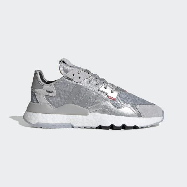 Silberadidas Jogger adidas Schuh Switzerland Nite m8wnNv0