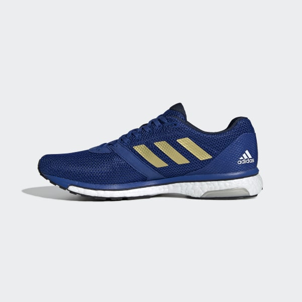 Destino Viva Juicio  adidas Adizero Adios 4 Shoes - Blue | adidas US
