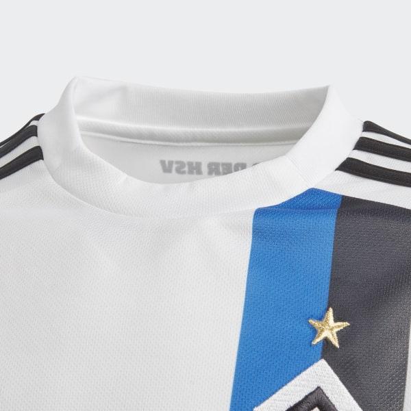 adidas Hamburger SV Heimtrikot Weiß | adidas Deutschland