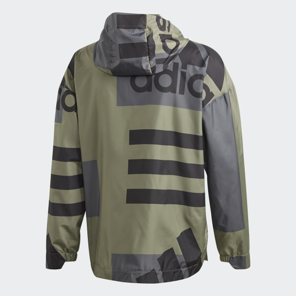 adidas Originals BB Wind Jacket | Svart | Vindjakker