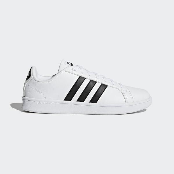 adidas Cloudfoam Advantage Schuh Weiß | adidas Deutschland