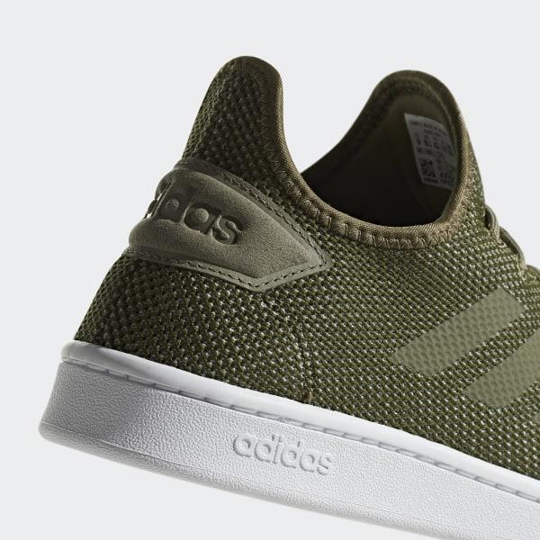 ADIDAS SPORT SCHUHE Shoe tennis Sneakers Court Adapt grün