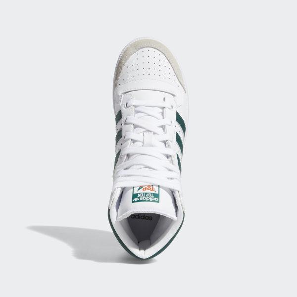 adidas Top Ten Hi Shoes White adidas US  adidas US