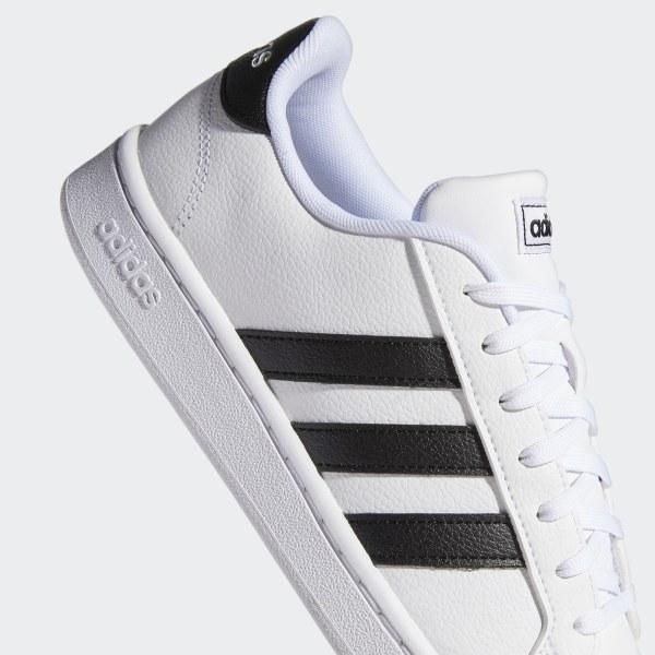 adidas Zapatillas Grand Court Blanco | adidas Argentina