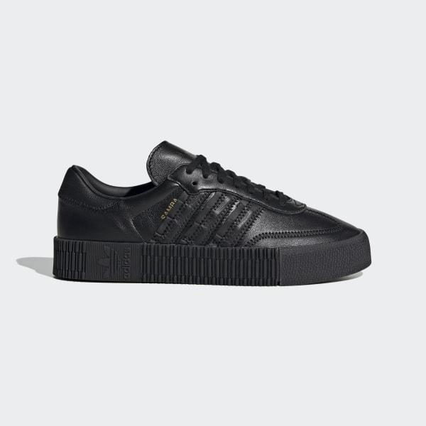 adidas SAMBAROSE Schoenen Zwart | adidas Officiële Shop
