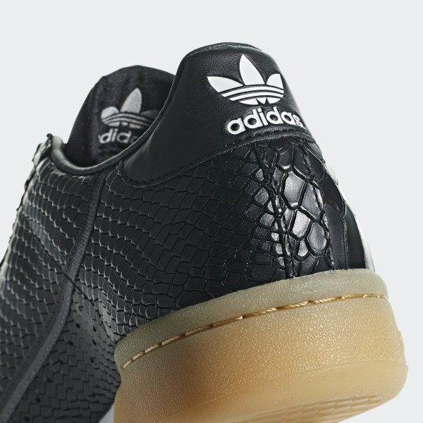 authentic 100% top quality new list adidas Continental 80 Shoes - Black | adidas New Zealand