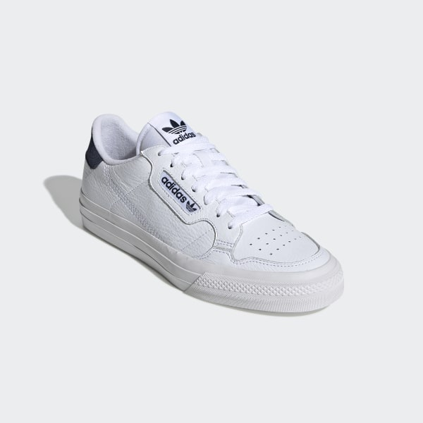 adidas Continental Vulc Shoes White | adidas US