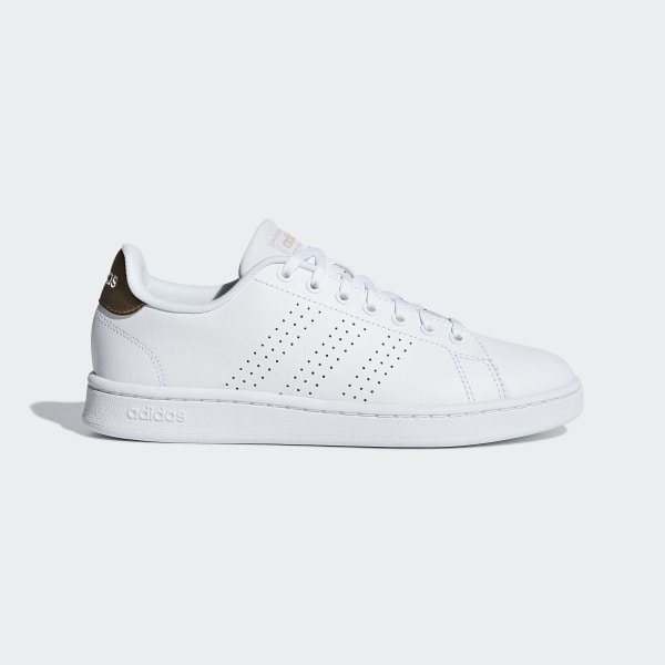 adidas Advantage I Sneaker weiß  