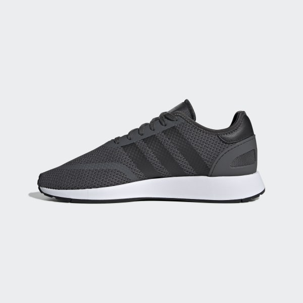 The Perfect Best adidas N 5923 Black, White & Grey Shoes For