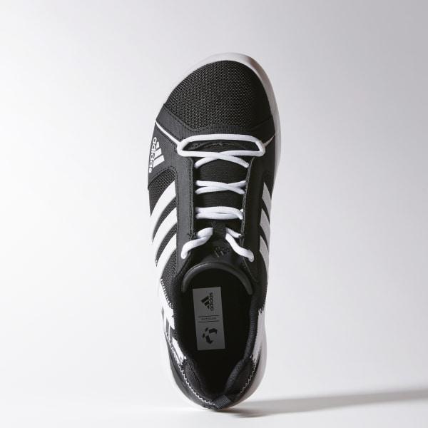 adidas Herren Schuhe BOAT LACE DLX core blackftwr white