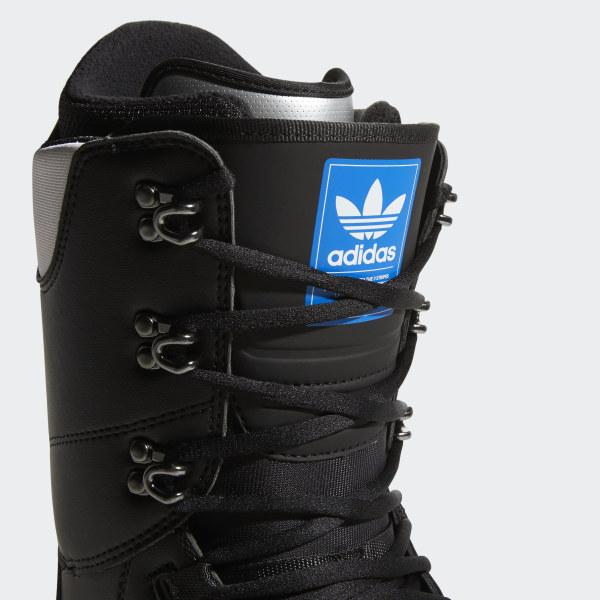 adidas Samba ADV Boots Black | adidas US