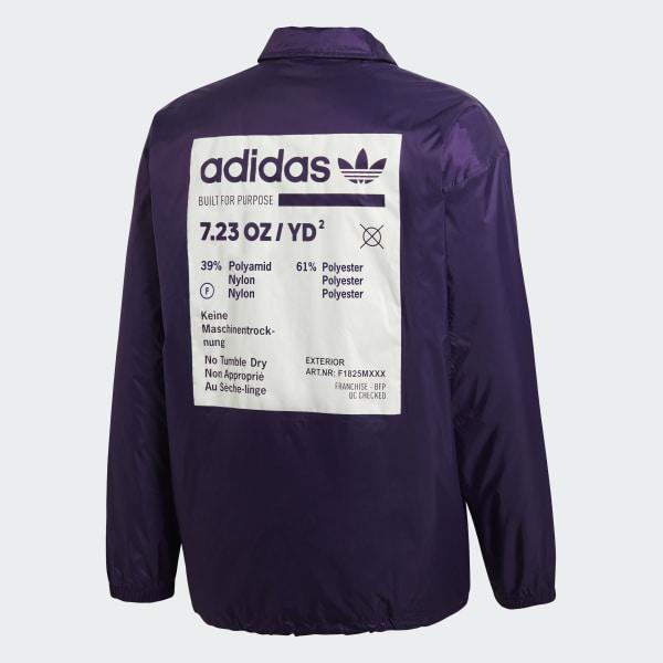 adidas Kaval Jacket Purple | adidas US