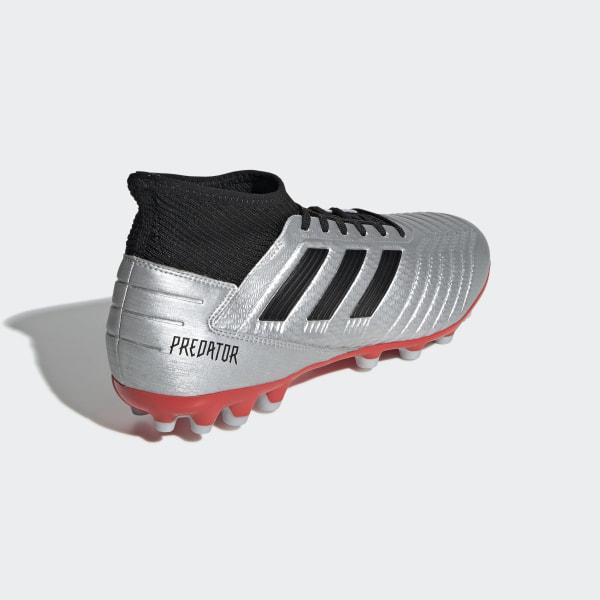adidas Predator 19.3 AG Fußballschuh - Silber | adidas Deutschland