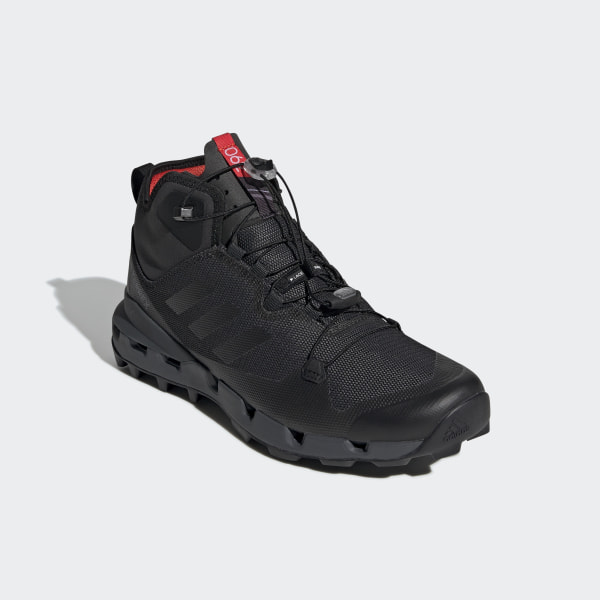 adidas TERREX Fast Mid GTX Surround Shoes Grey | adidas Turkey