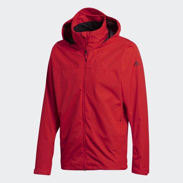 adidas Wandertag Jacket Red | adidas US