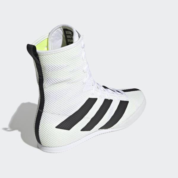 Adidas Box Hog 3 Boksschoenen Volledig Zwart