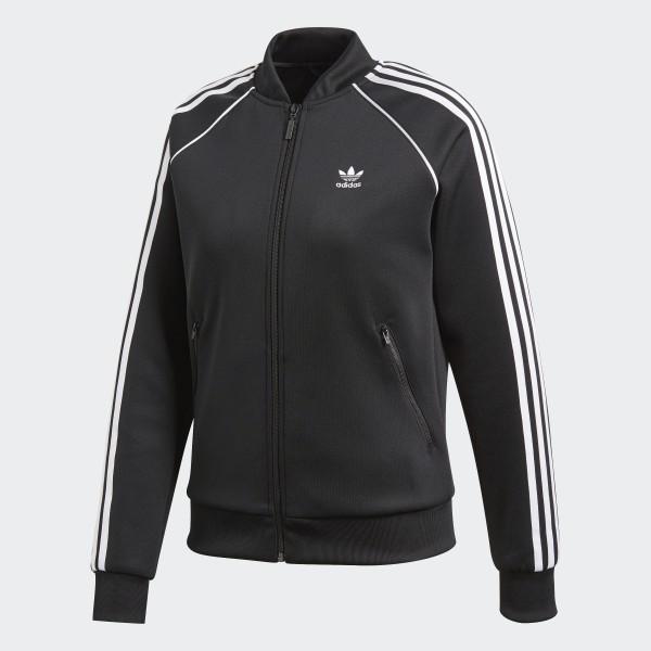Adidas Stretch Jacken Weiß Frauen Hoodies & Track Tops