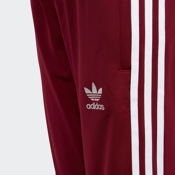 adidas originals SST WINDBREAKER collegiate bordeaux bei