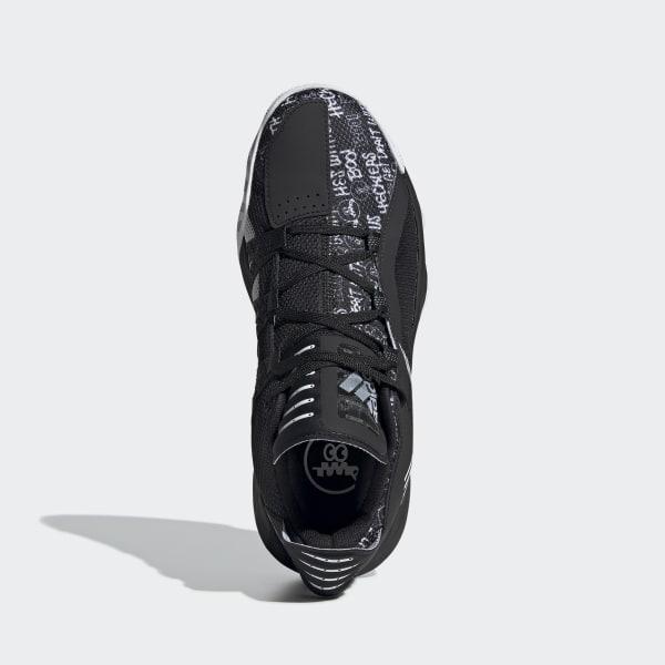 SCARPE ADIDAS DAME 6 CORE BLACK FU6807