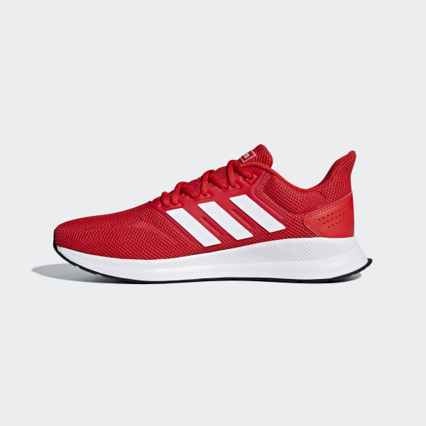 new product 8995c 04202 adidas Runfalcon Schuh - Rot | adidas Deutschland