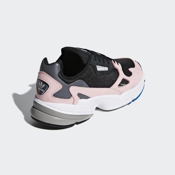 tenis adidas rosa con negro