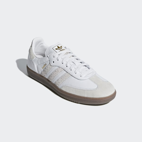 adidas Samba OG FT Schuh Weiß | adidas Deutschland