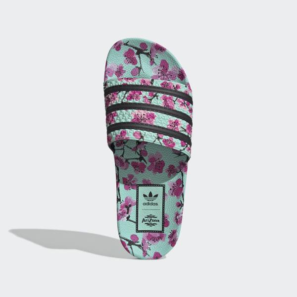 Badeschuhe adidas Originals Adilette Cg6538 37 grün günstig