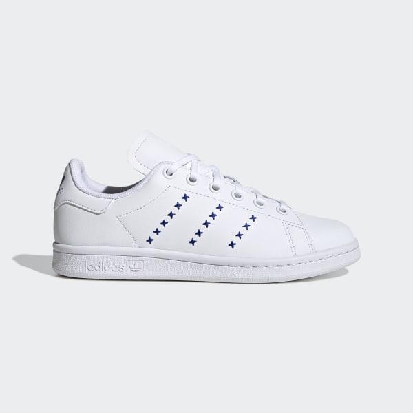 adidas stan smith women all white