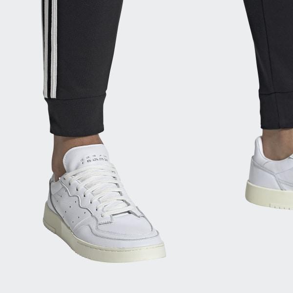 uk cheap sale in stock latest fashion Chaussure Supercourt - Blanc adidas | adidas France