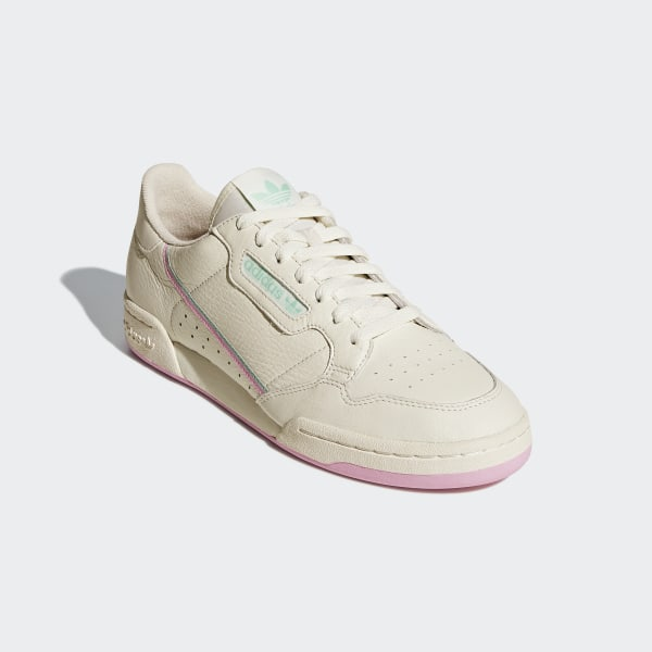 adidas Continental 80 Shoes - White | adidas US