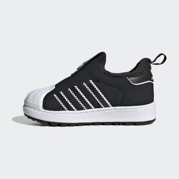 adidas superstar winterized schoenen
