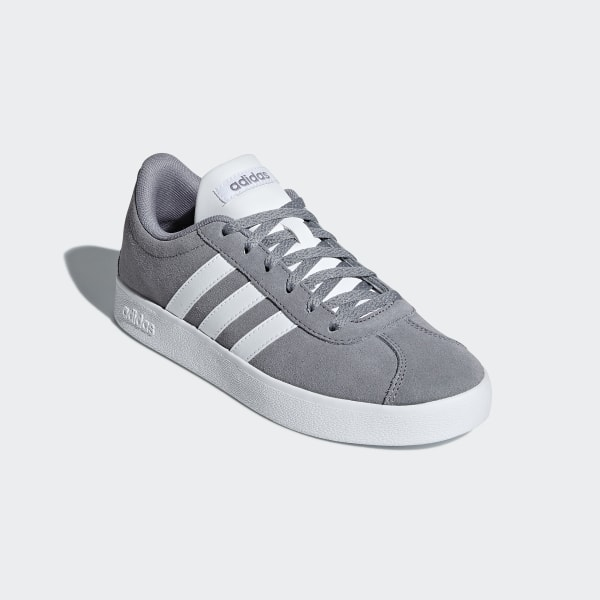 adidas VL Court 2.0 Graue Sneakers |