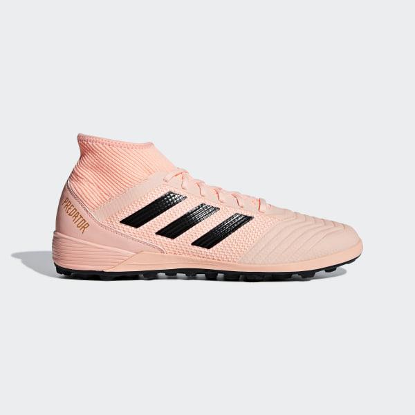 Zapatos de Fútbol Predator Tango 18.3 Césped Artificial Rosado adidas | adidas Chile