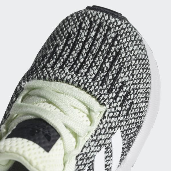 adidas Swift Run Shoes Green | adidas US