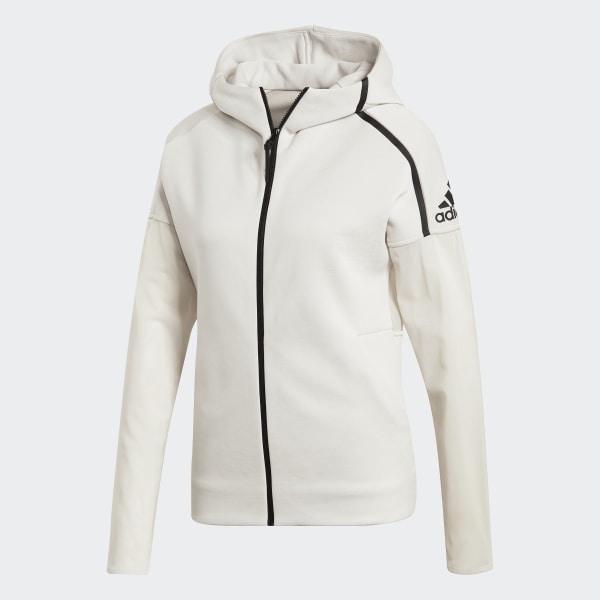 Veste à capuche adidas Z.N.E. Fast Release Allover Print Beige adidas | adidas Switzerland