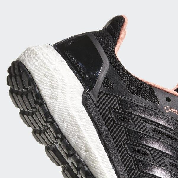 the latest 61370 d7bde adidas Supernova Gore-Tex Schuh - Schwarz | adidas Deutschland