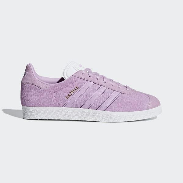 adidas gazelle violet